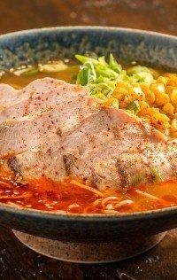 Spicy Torishio Ramen