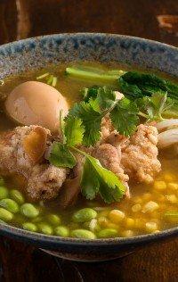 Curry Karaage Ramen